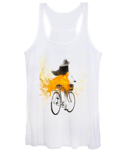 Bike Art Women's Tank Top