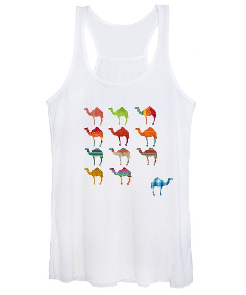 Camels Women's Tank Top