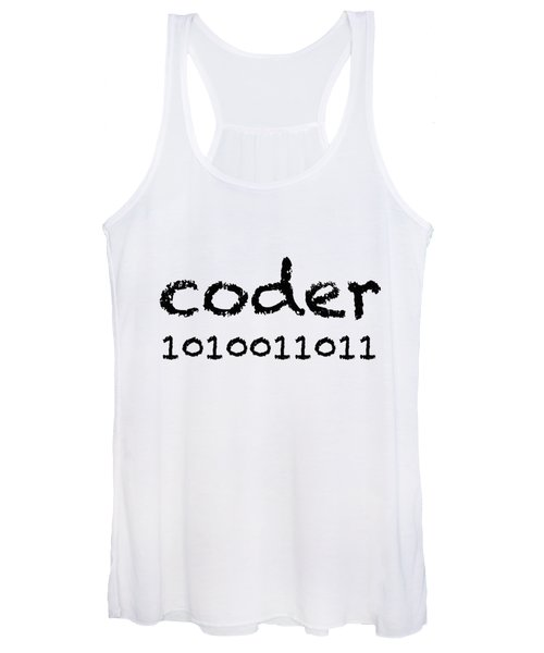 Coder Women's Tank Top