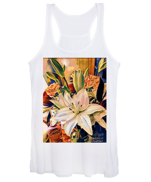 Flowers For You Women's Tank Top