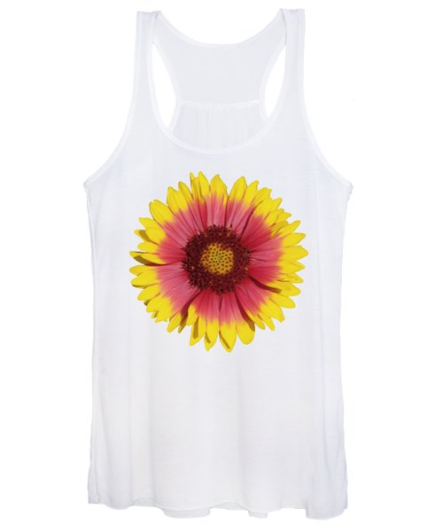 Spring Flower Women's Tank Top