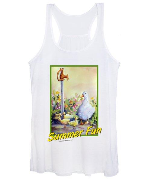 Summer Fun Women's Tank Top