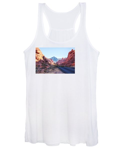 Valley Of Fire State Park, Nevada Women's Tank Top