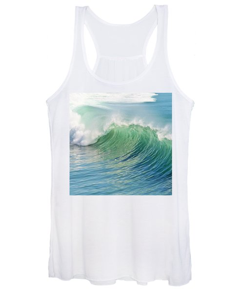 Waves Women's Tank Top