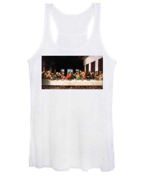 The Last Supper Women's Tank Top