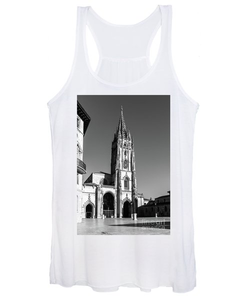 Cathedral Women's Tank Top