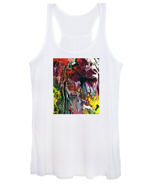 Detail Of Auto Body Paint Technician 4 Women's Tank Top