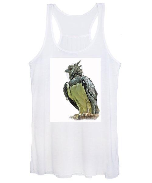 Harpy Eagle Women's Tank Top