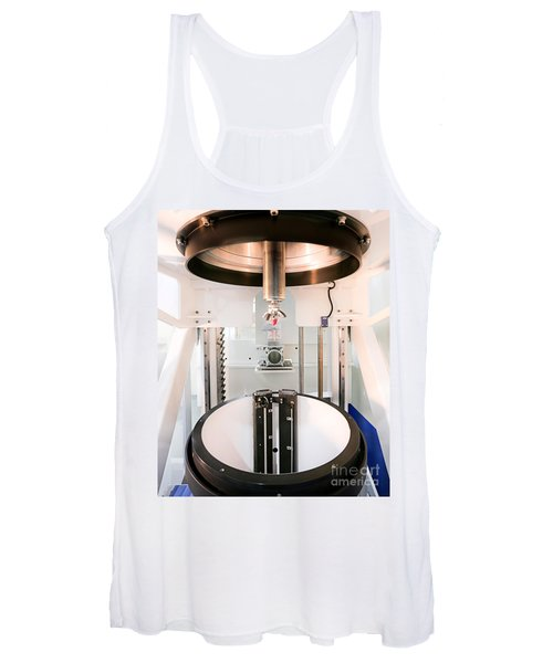 Hfir, Imagine Diffractometer Women's Tank Top