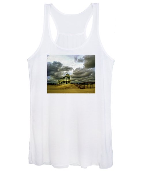 House At The End Of The Road Women's Tank Top