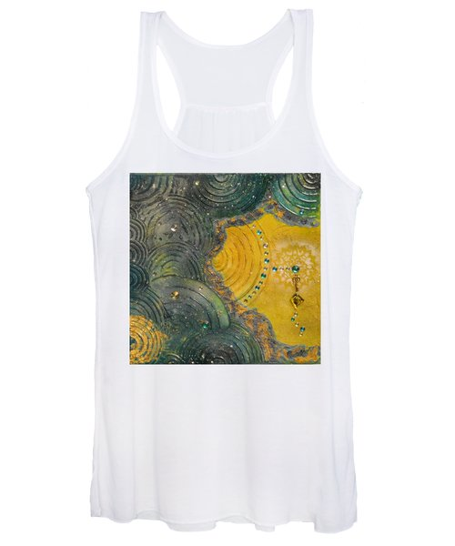 Retraction Women's Tank Top