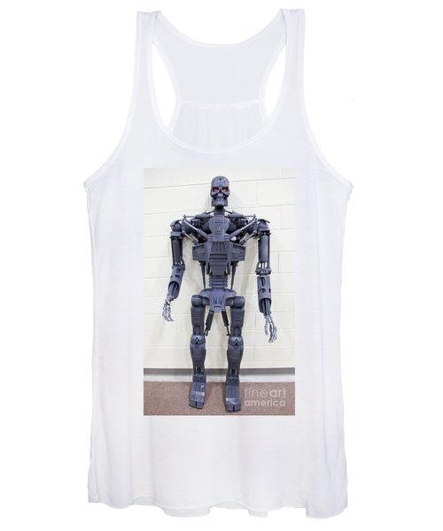 3d Printing Additive Robot Women's Tank Top