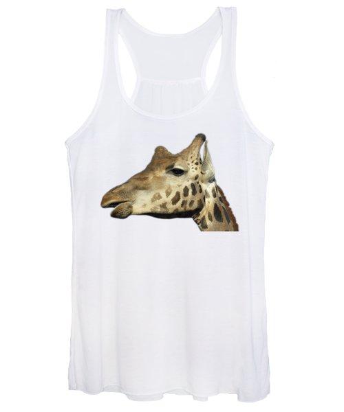 Baringo Giraffe Women's Tank Top