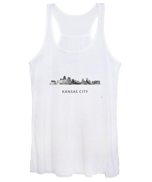 Kansas City Missouri Skyline Women's Tank Top