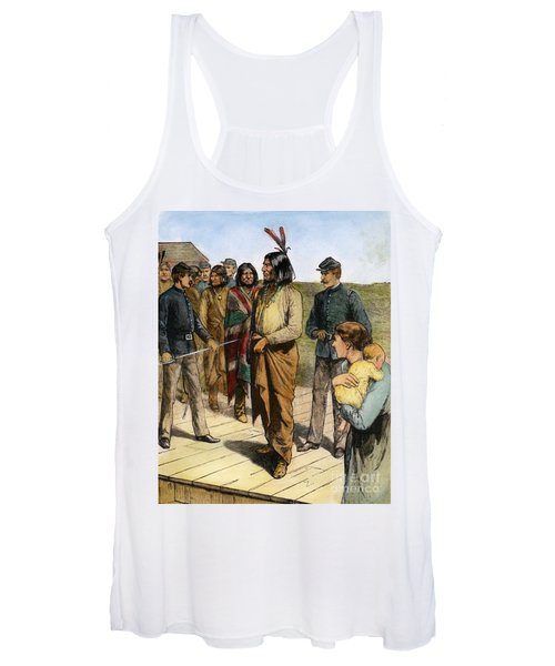 Geronimo 1829-1909.  To License For Professional Use Visit Granger.com Women's Tank Top