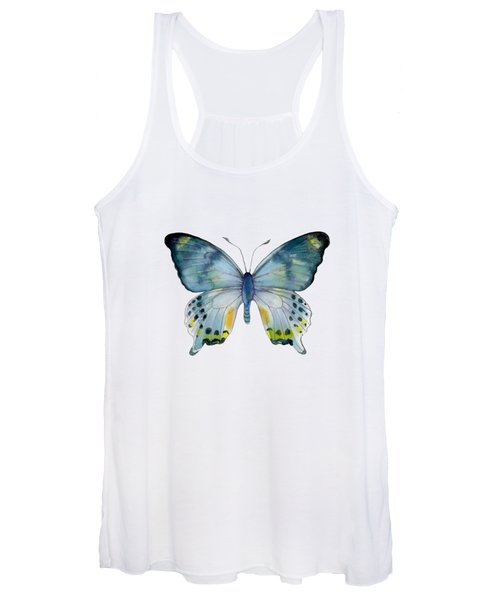 68 Laglaizei Butterfly Women's Tank Top