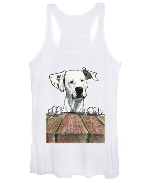 7-1403 Mccollum Women's Tank Top