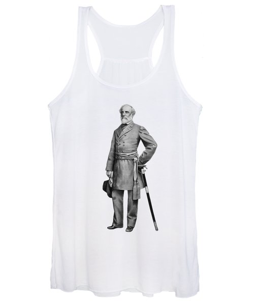 General Robert E Lee Women's Tank Top