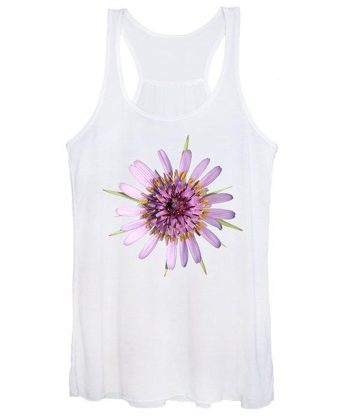 Salsify Flower Women's Tank Top