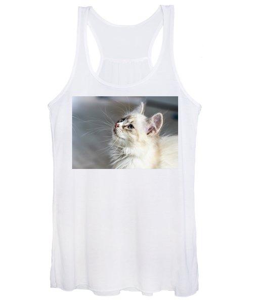 Cat Women's Tank Top