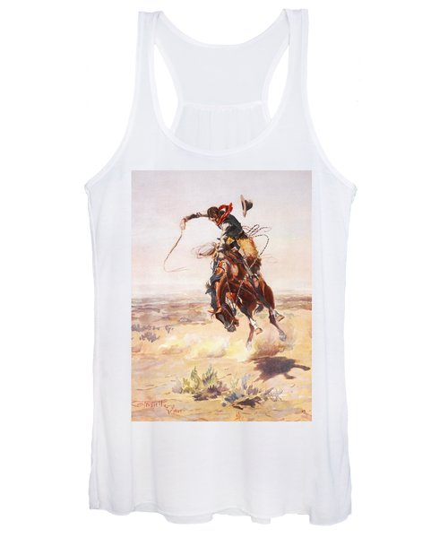 A Bad Hoss Women's Tank Top