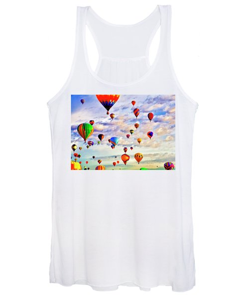 A Great Day To Fly Women's Tank Top