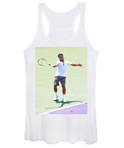 A Hug From Roger Women's Tank Top