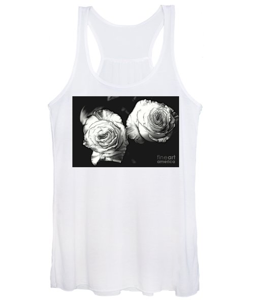 A Perfect Pair Bw Women's Tank Top