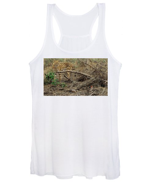 A Quiet Approach Women's Tank Top