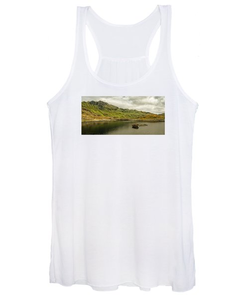 A Rock And A Hard Place Women's Tank Top