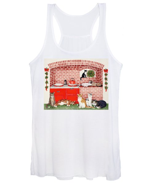 A Warm Place Women's Tank Top