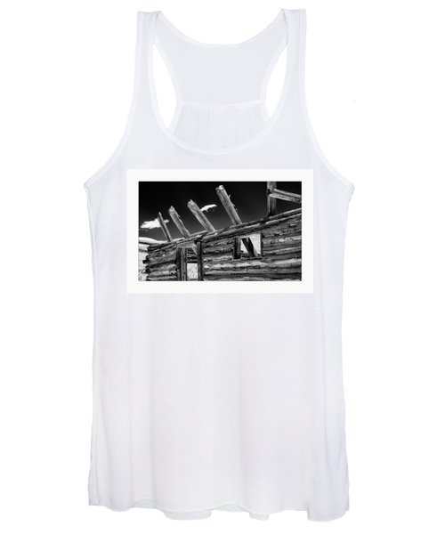 Abandon View Women's Tank Top