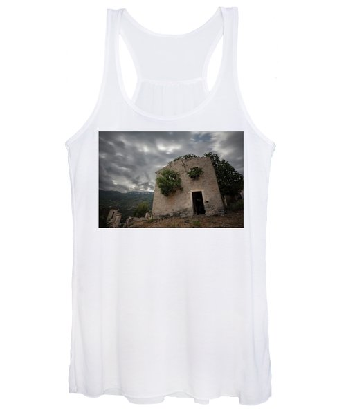 Abandoned Country Women's Tank Top