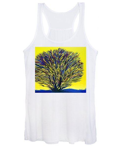 About To Sprout Women's Tank Top