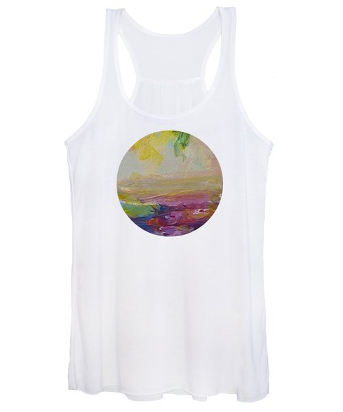 Abstract Impressions- Number 2 Women's Tank Top