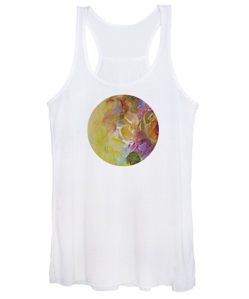 Abstract Impressions- Number 3 Women's Tank Top
