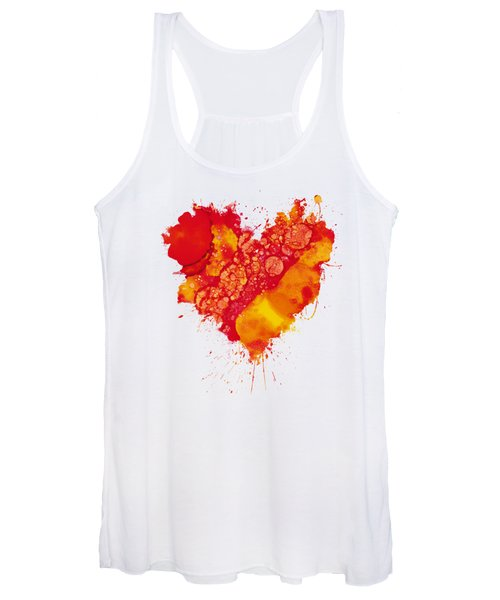 Abstract Intensity Women's Tank Top