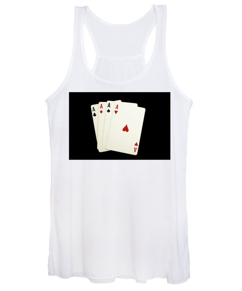 Aces Women's Tank Top