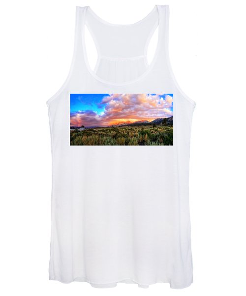 After The Storm Panorama Women's Tank Top
