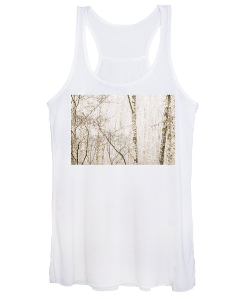 Alders In The Fog Women's Tank Top