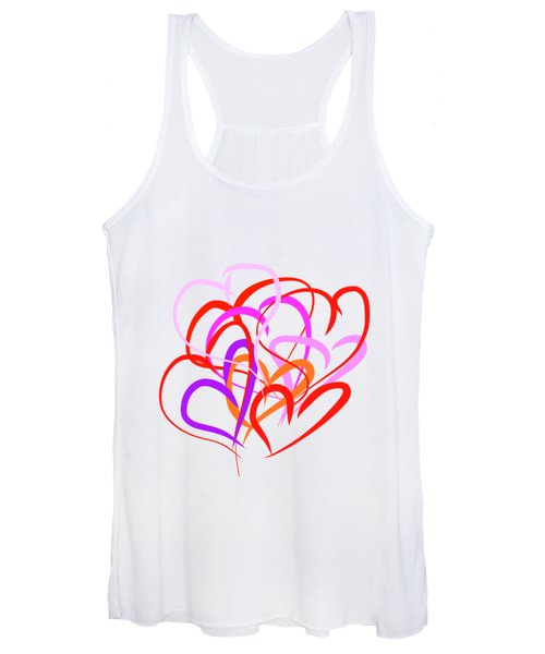 All About Love Women's Tank Top