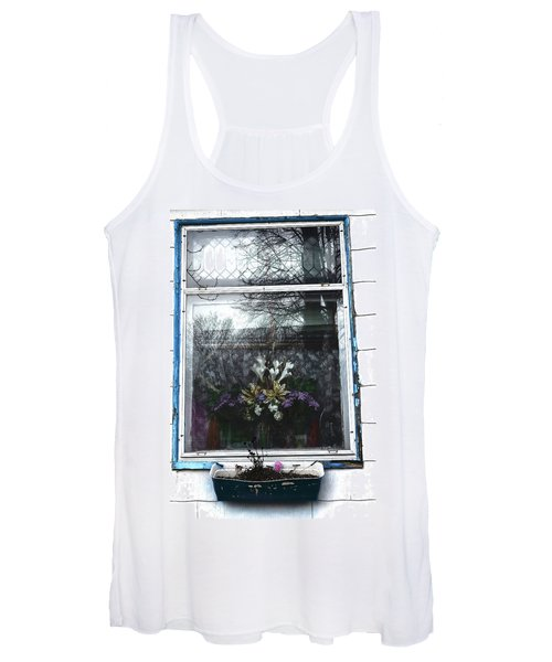 All That Went Before It Women's Tank Top