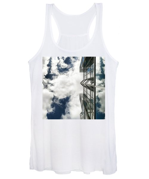 Urban Cloudscape Women's Tank Top