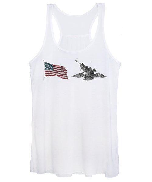 American Artillery Women's Tank Top