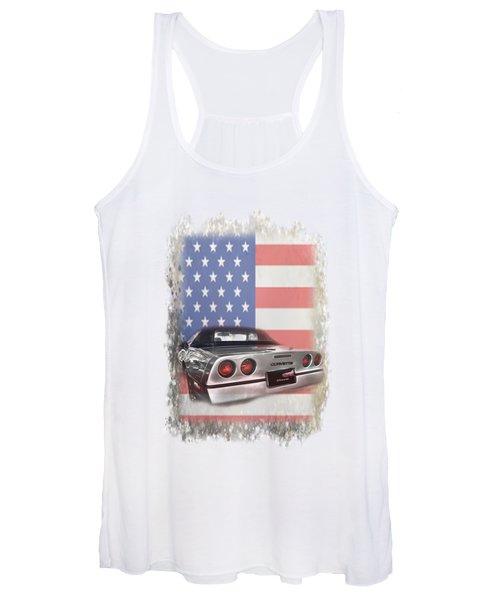 American Dream Machine Women's Tank Top