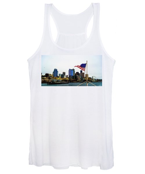 American Seattle Ic Women's Tank Top