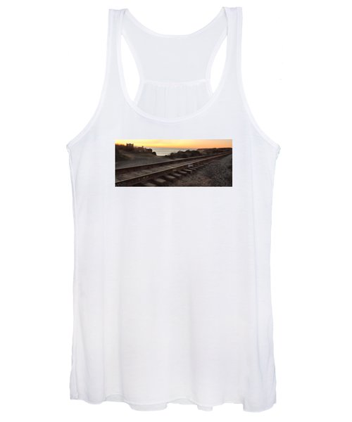 Amtrak On The Pacific Women's Tank Top