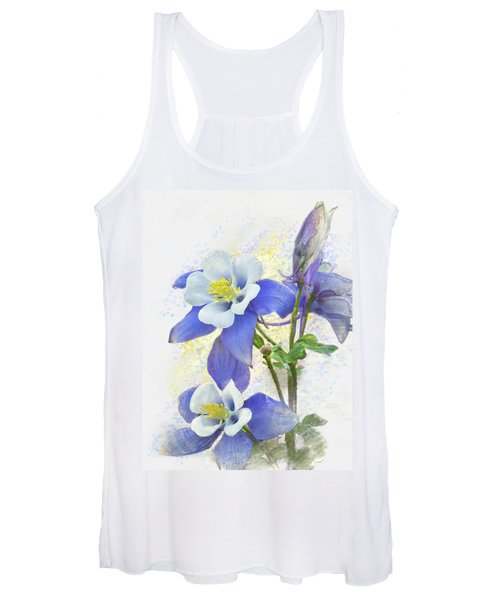 Ancolie Women's Tank Top