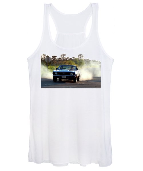 And Then He Lit Em Up For Me Women's Tank Top