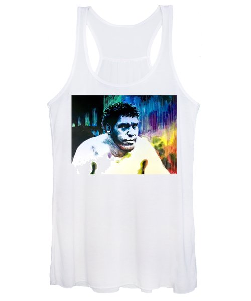 Andre The Giant Women's Tank Top
